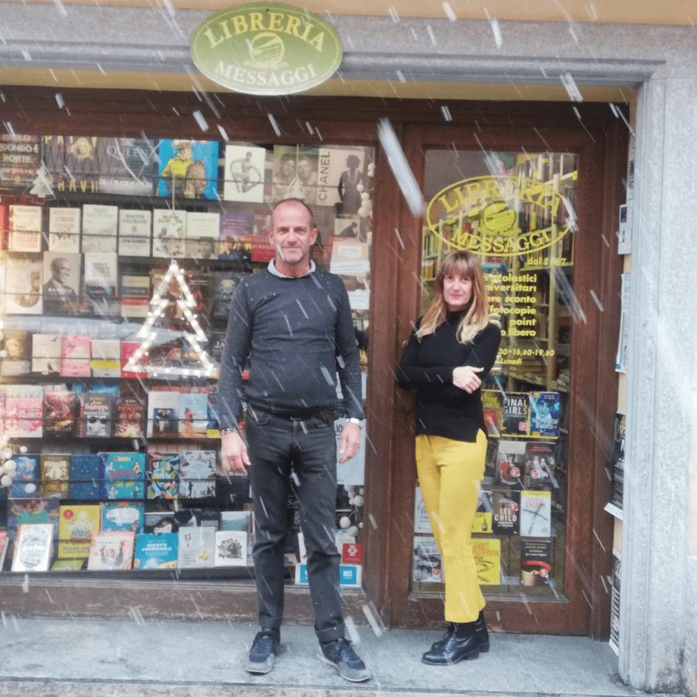 Libreria Messaggi