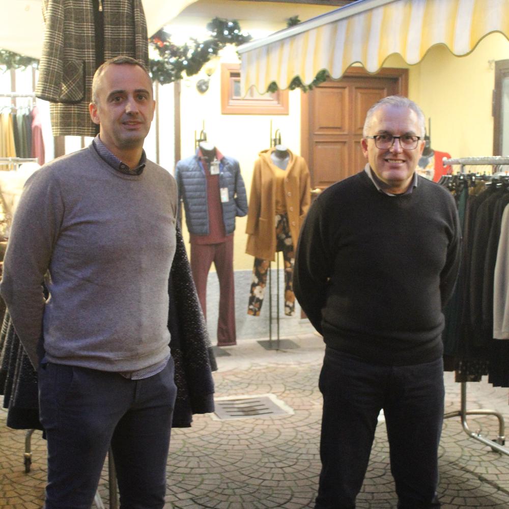Staff Mogna Abbigliamento Savigliano