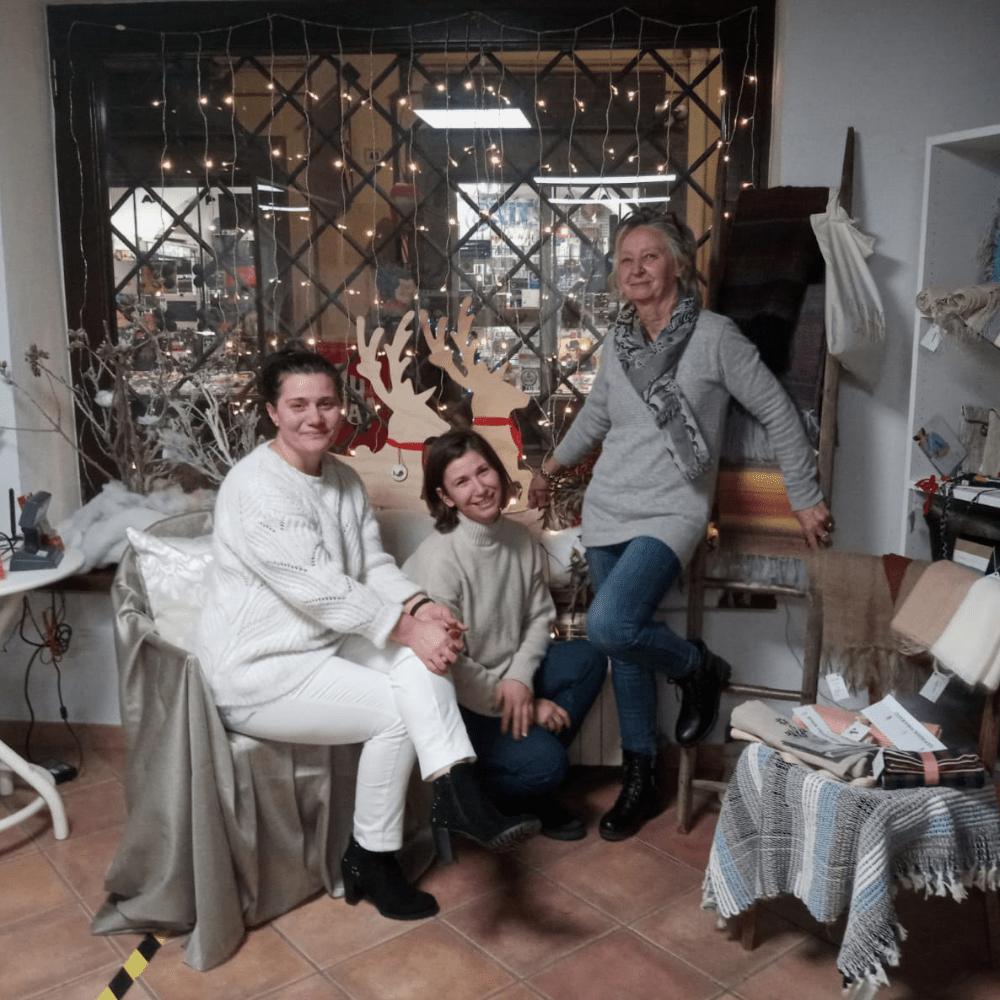 Staff Oasi del Cucito Savigliano