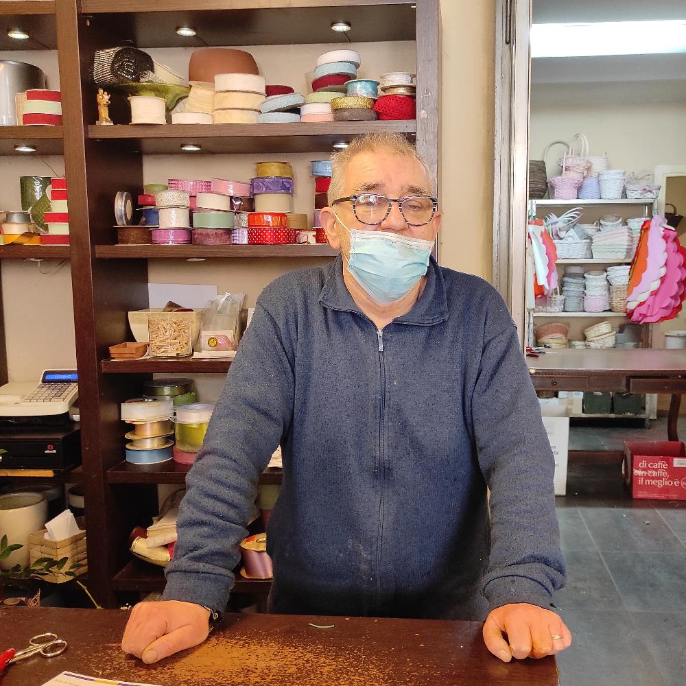 Commerciante Franco Fiori Savigliano